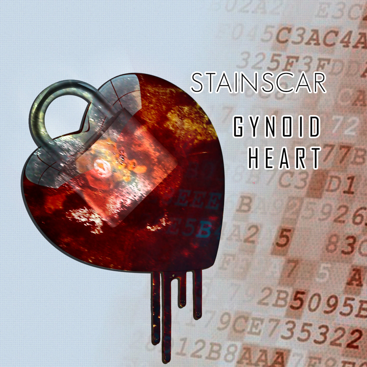 Gynoid Heart Artwork